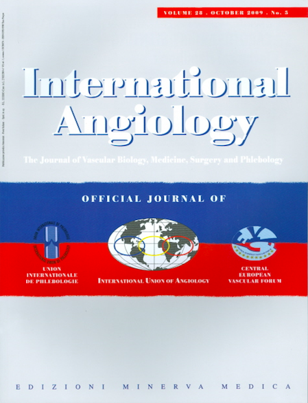 International Angiology